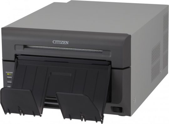 The Citizen CX-02 with Tray