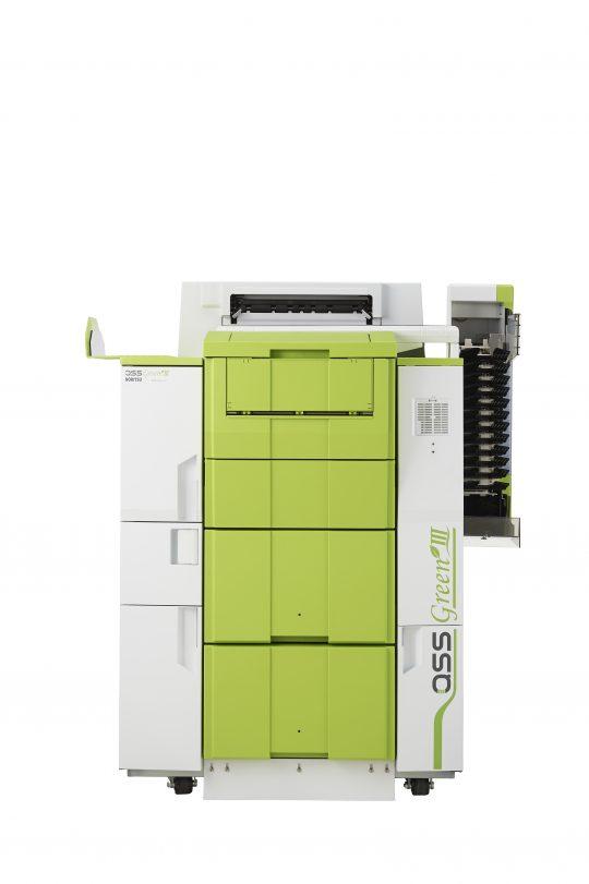 Noritsu Green III Front