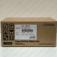 Citizen CZ-01 4x6 Media box front