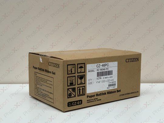 Citizen CZ-01 4x6 media box side