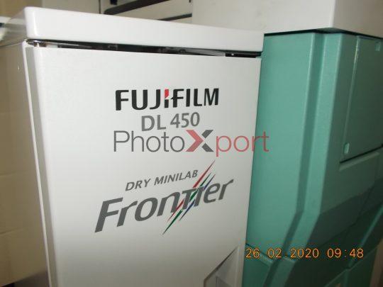 Fuji Frontier DL450