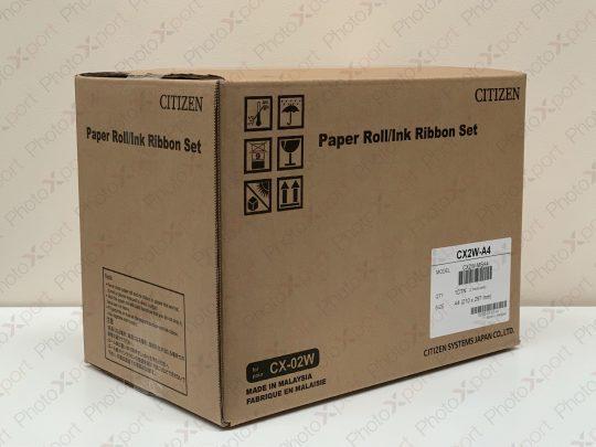 Citizen CX-02W A4 Side